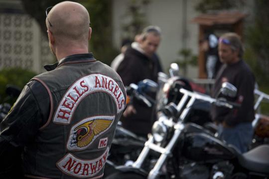 Hell's Angels Vigil – Sept  13, 2008 – The Guardsman