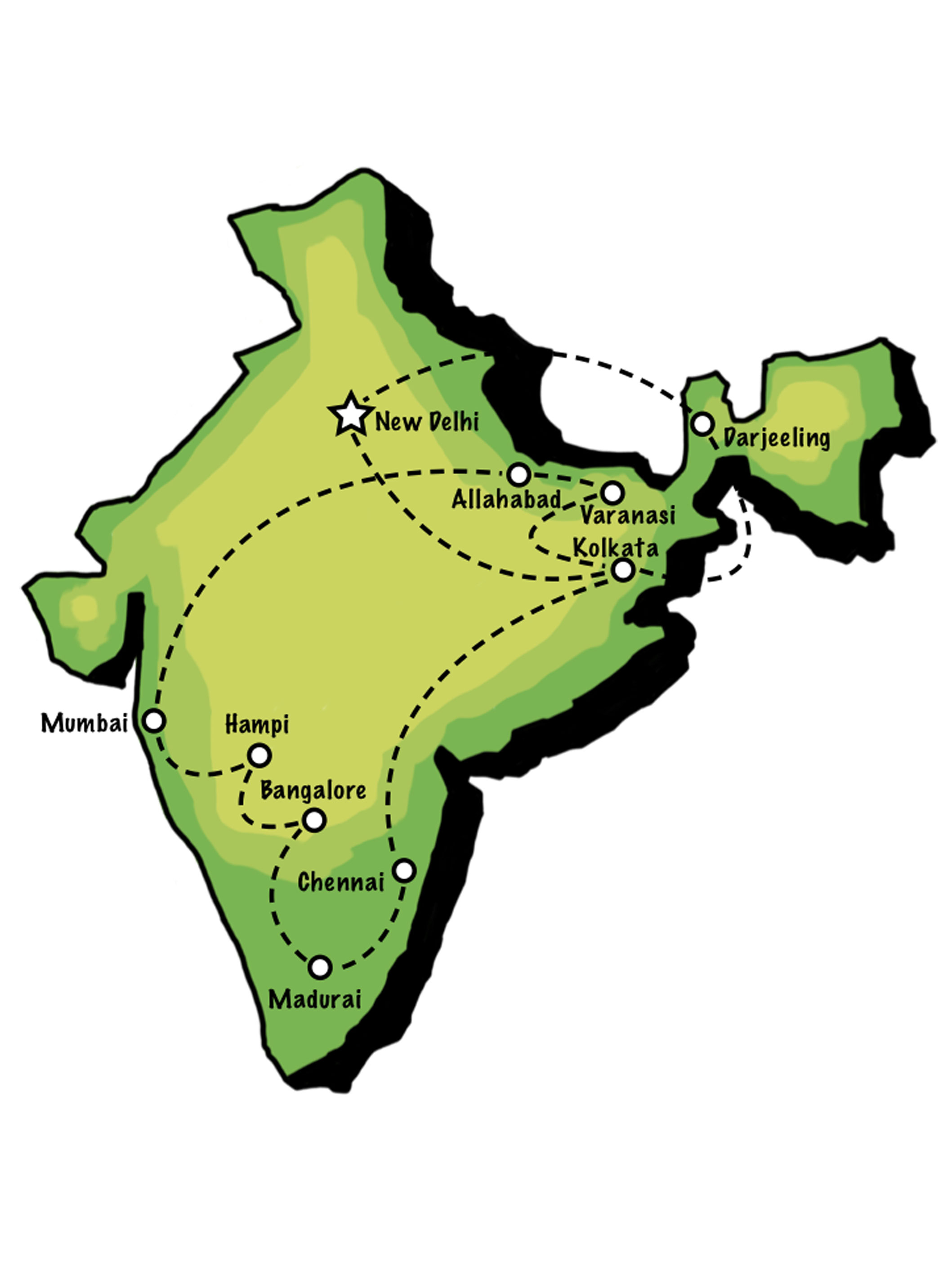 #7_spotillustration_india_map_amata