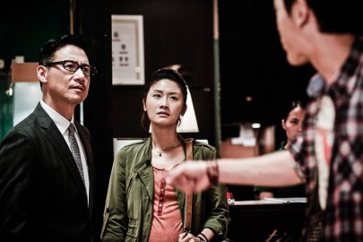 A scene from Kiwi Chow's A COMPLICATED STORY, playing at Hong Kong Cinema, October 4-6 at the Vogue Theatre.