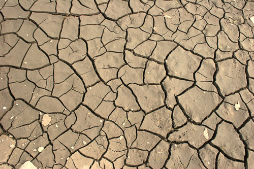 Drought is marking the beginning of the end