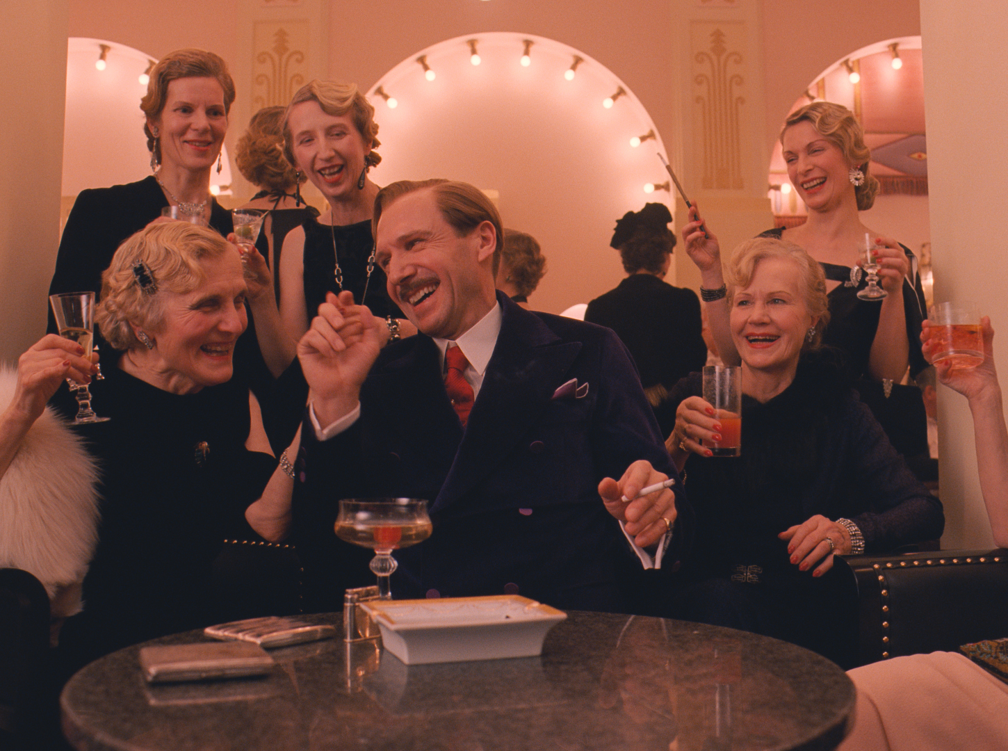 Wes Anderson is once again larger than life