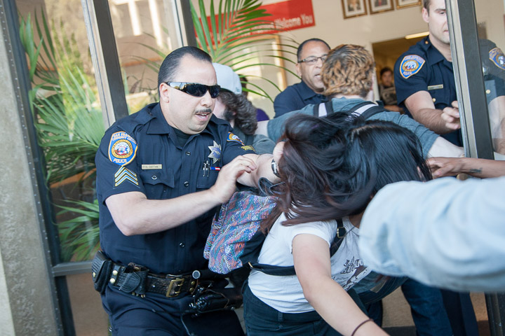 2014-03-13-CCSF-Protest-Rally-Police-Agrella-Santiago-Mejia-The-Guardsman-110