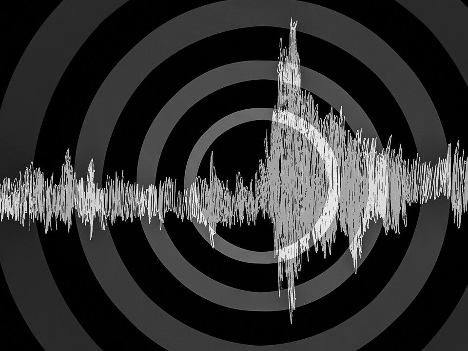 ILLUSTRATION: Earthquake