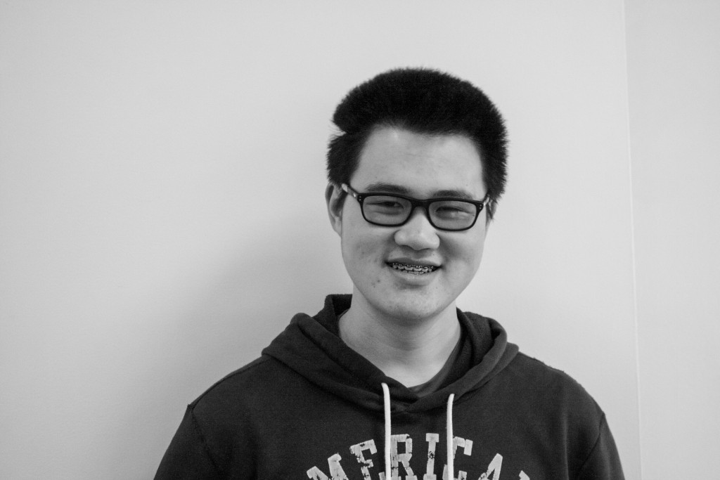 Eric Lee, 19, Computer Science