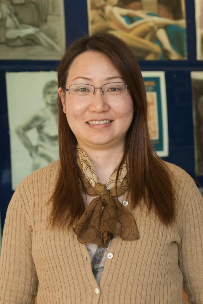 Cindy Pang, ESL student