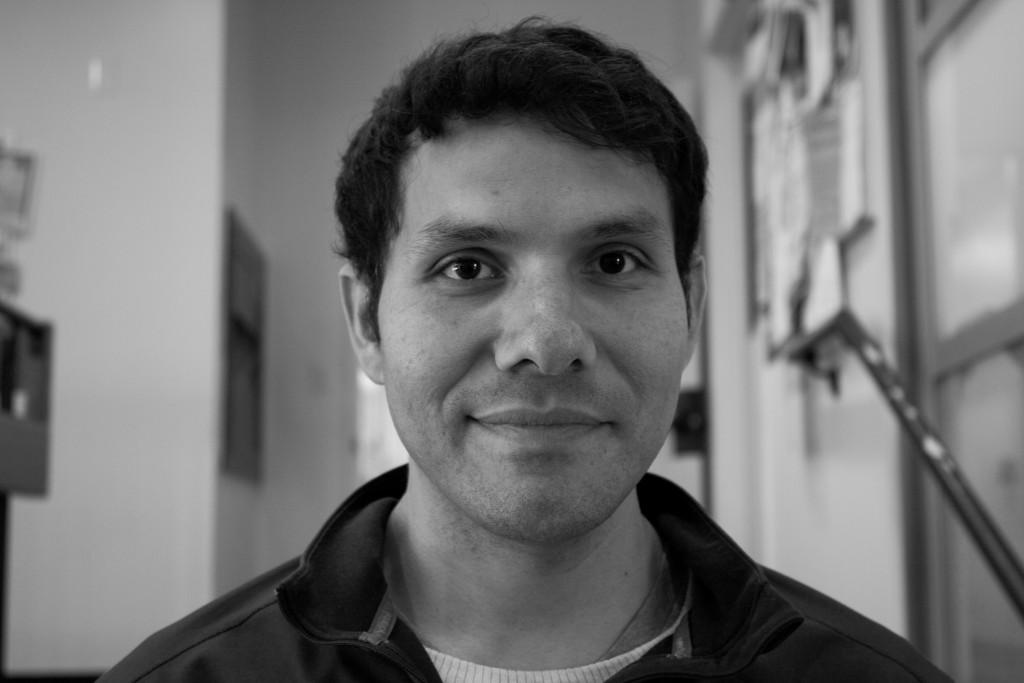 Jose Santamaria 33 Computer Science