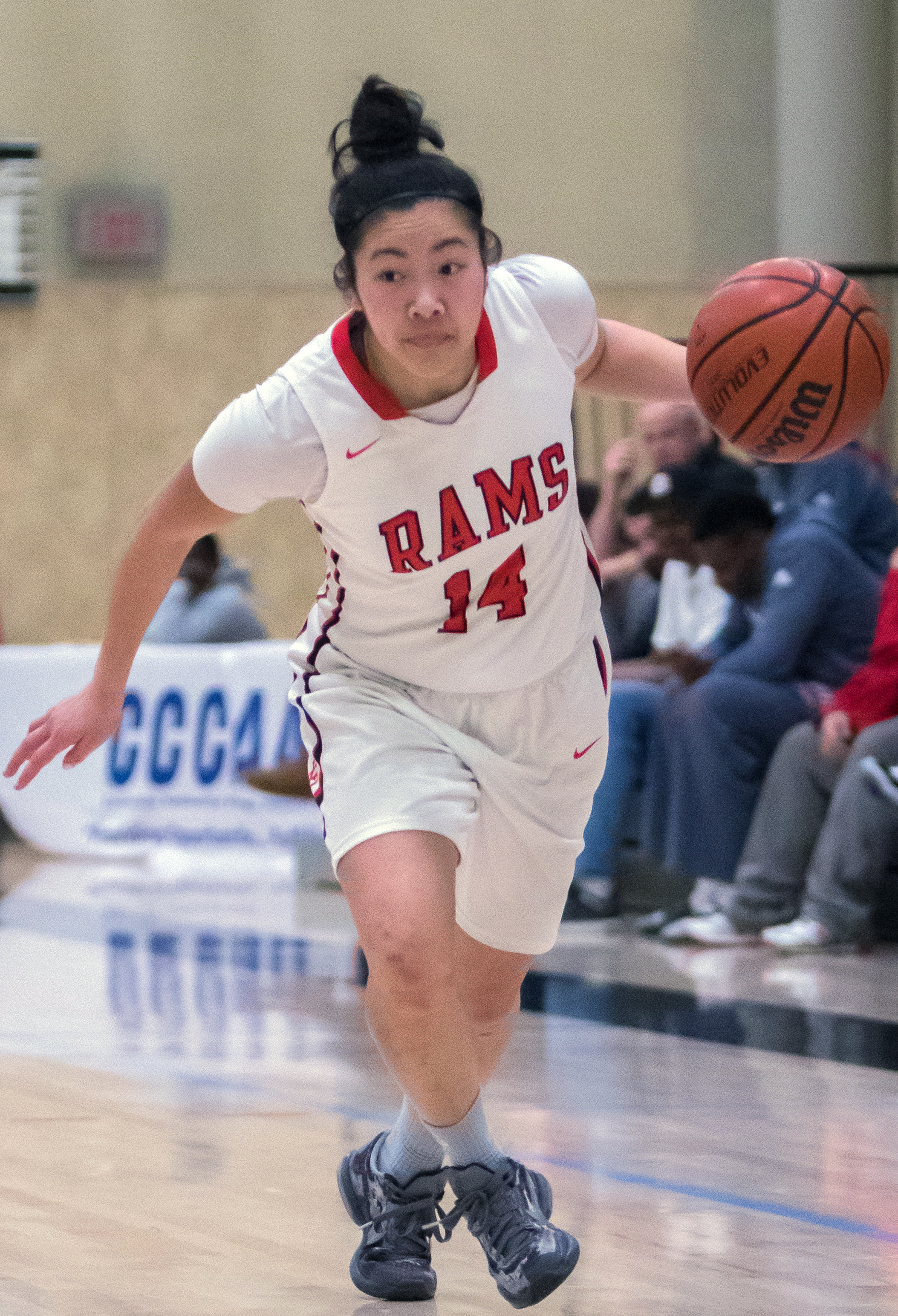 City College sophomore Kelly Wong (Peter Wong/Special to The Guardsman)