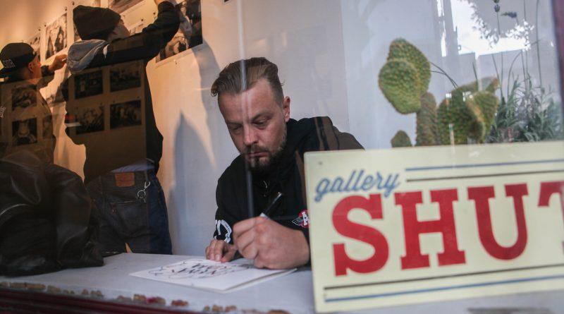 From drifter to capturer: City alum keeps it street-smart