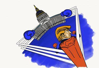 The city VS Trump