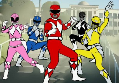 No No Power Rangers