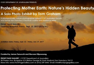 Protecting Mother Earth: Nature's Hidden Beauty Solo Exhibit by Tom Graham
