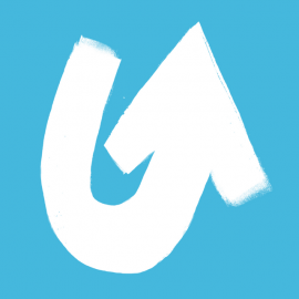 Heads Up America's logo.