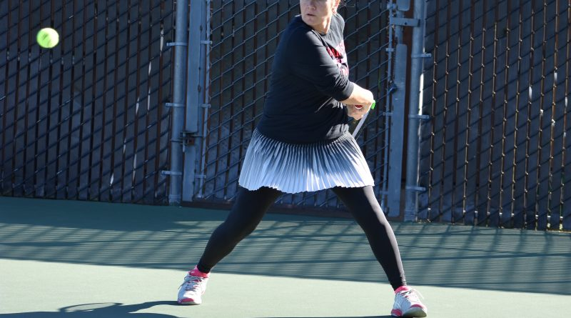 Ram S Women S Tennis Advance 2 0 In Nor Cali Conference