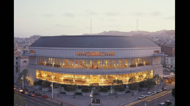 Davies Symphony Hall in San Francisco. Photo by Craig Mole/Courtesy of Davies Symphony Hall.