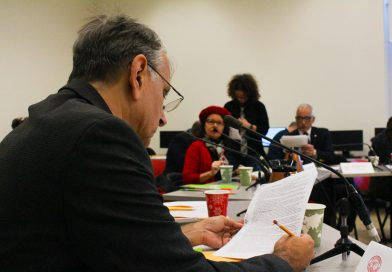 CCSF's governing board violates transparency policy