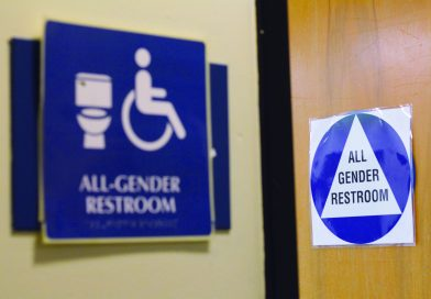 All-gender restrooms added across campus, issues with vandalism go unreported