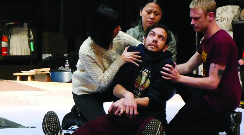 """""""Incognito"""" is the thoughtful new play showing at Diego Rivera Theater"""