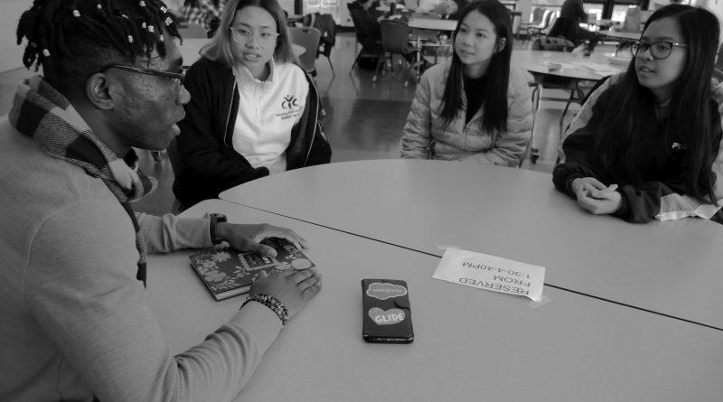 "Students gain professional skills through the ""CCSF Salesforce Club"""