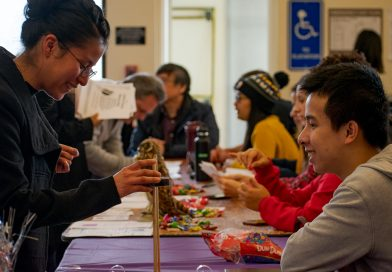 """Students come together for spring 2019 """"Unity Day"""" fair"""