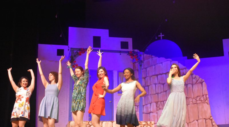 MAMMA MIA! Theatre Department Showcases Last Musical